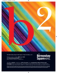 ft ad for bermondsey square