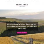 New website for Middleton Advisors